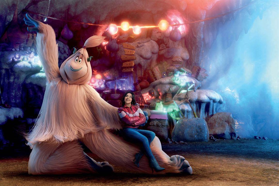 Smallfoot - Ein eisigartiges Abenteuer : Vignette (magazine) Gina Rodriguez