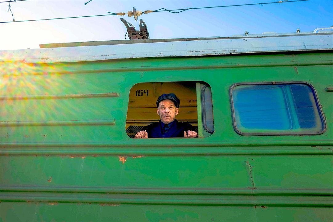 Vom Lokführer, der die Liebe suchte... : Bild Denis Lavant