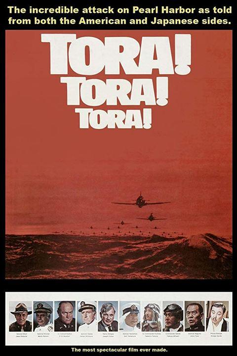 Tora! Tora! Tora! : Kinoposter