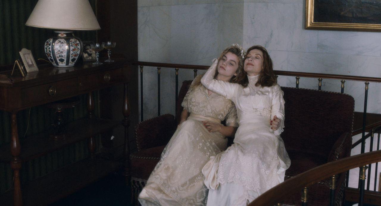 Bild Galatea Bellugi, Isabelle Huppert
