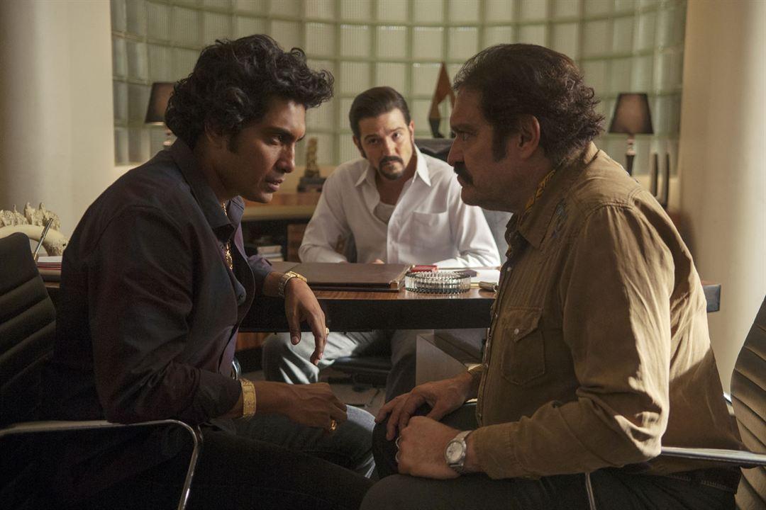 Kinoposter Diego Luna, Joaquín Cosío, Tenoch Huerta