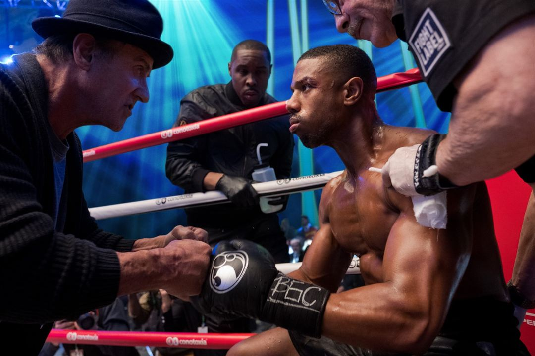 Creed II – Rocky's Legacy : Bild Michael B. Jordan, Sylvester Stallone