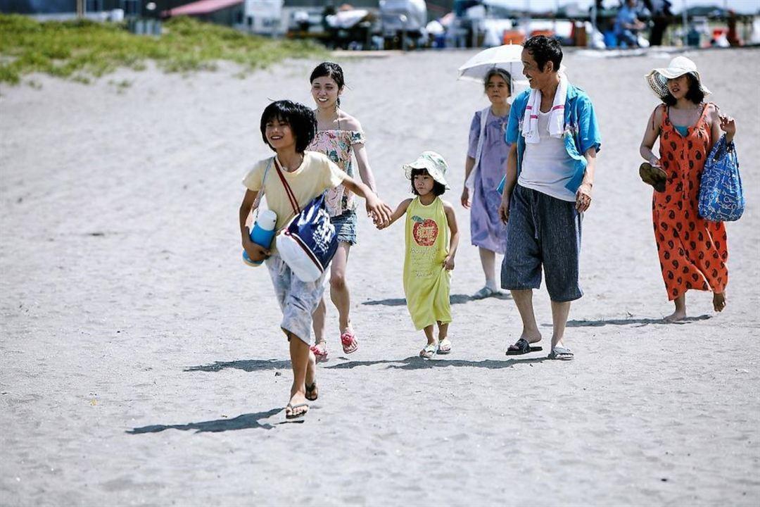 Shoplifters - Familienbande : Bild Jyo Kairi, Kiki Kirin, Lily Franky, Mayu Matsuoka, Miyu Sasaki