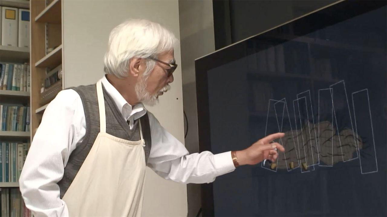 Never-Ending Man Hayao Miyazaki : Bild Hayao Miyazaki