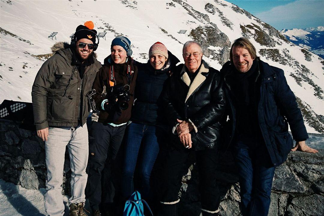 Meine Welt ist die Musik - Der Komponist Christian Bruhn : Bild Christian Bruhn, Constantin Ried, Marie Reich, Markus Götzfried, Salomé Lou Römer