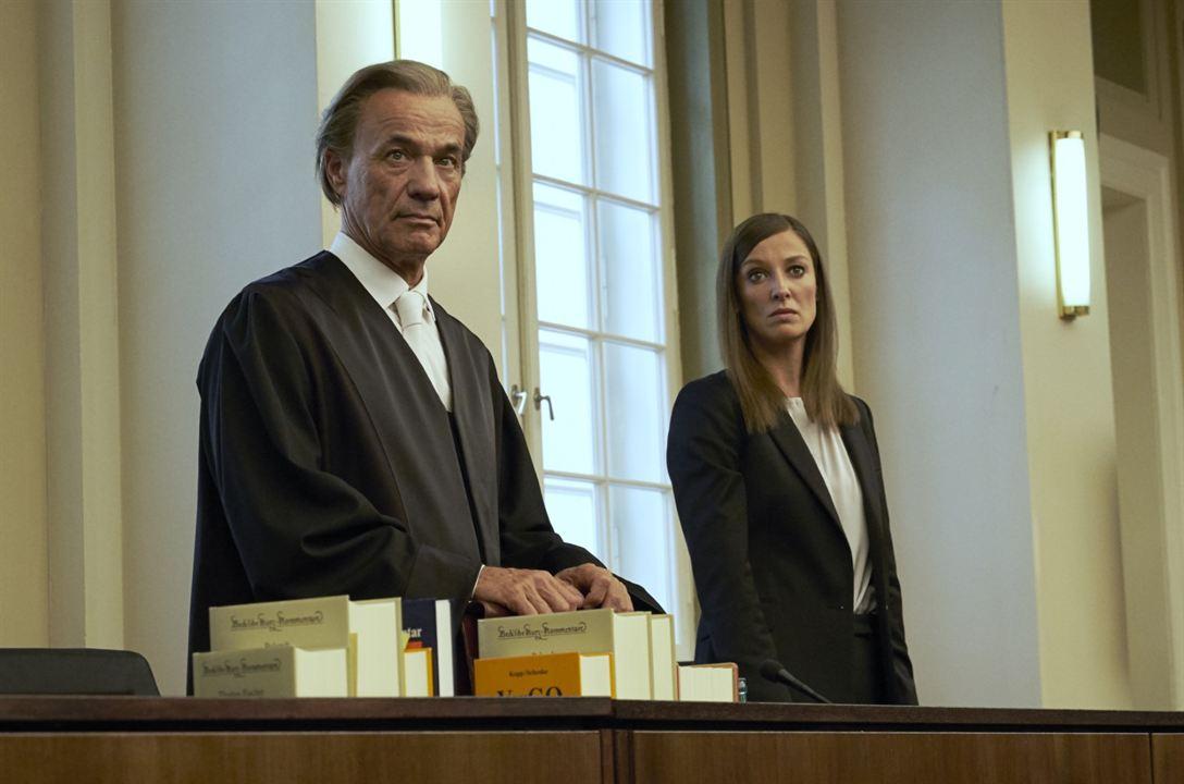 Der Fall Collini : Bild Alexandra Maria Lara, Heiner Lauterbach