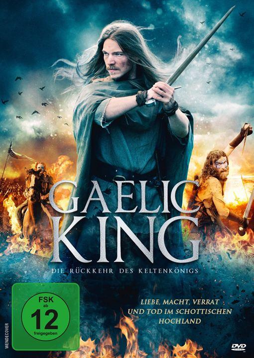 Gaelic King - Die Rückkehr des Keltenkönigs : Kinoposter