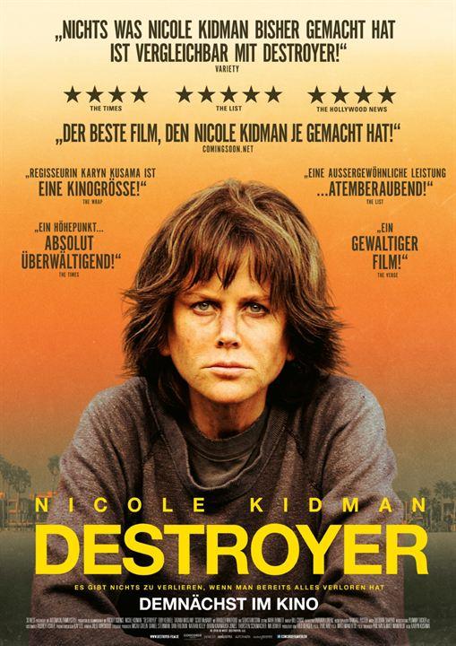 Destroyer : Kinoposter