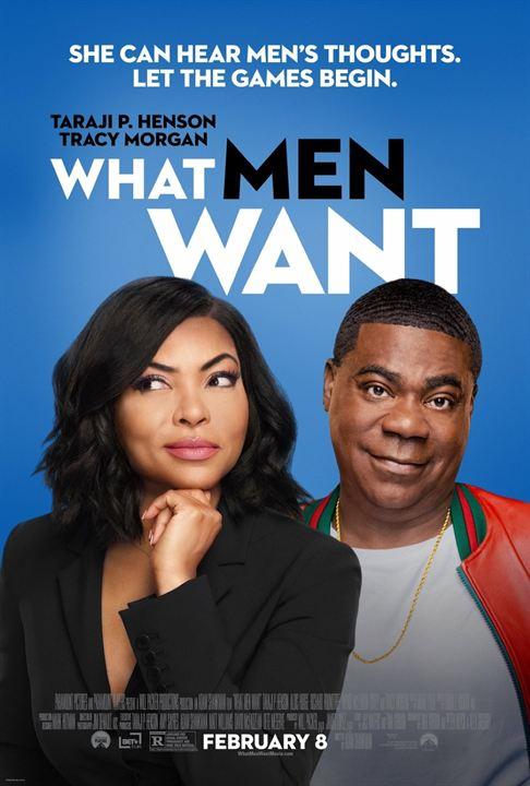 Was Männer wollen : Kinoposter
