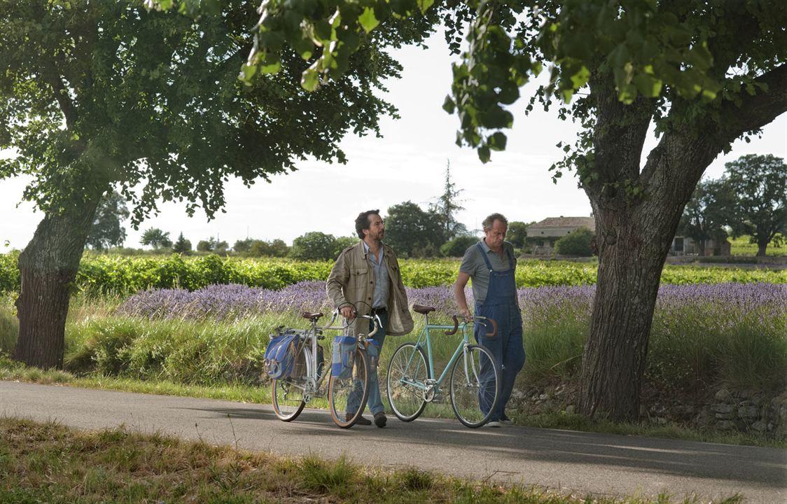 Das Geheimnis des Fahrradhändlers : Bild Benoît Poelvoorde, Edouard Baer