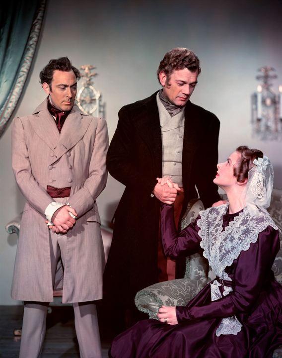 Sklavin des Herzens : Bild Ingrid Bergman, Joseph Cotten