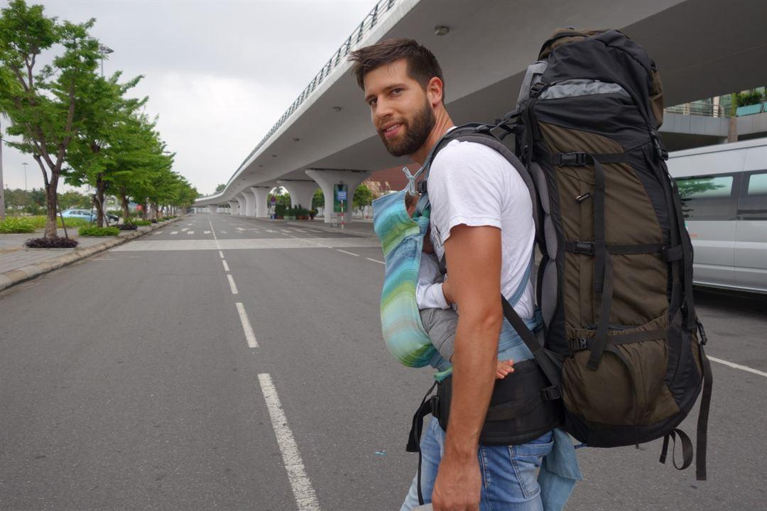 Zwei Familien auf Weltreise - Der Film : Bild