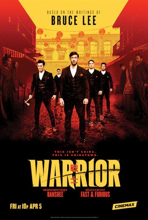 Warrior : Kinoposter