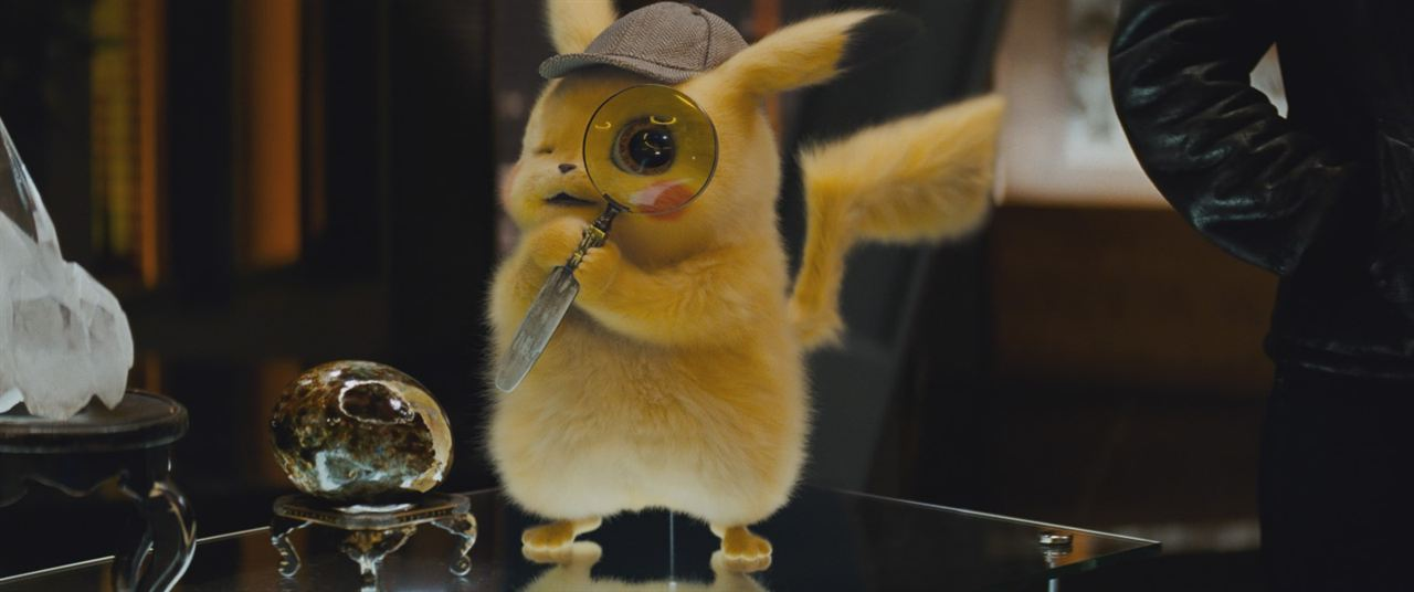 Pokémon Meisterdetektiv Pikachu : Bild