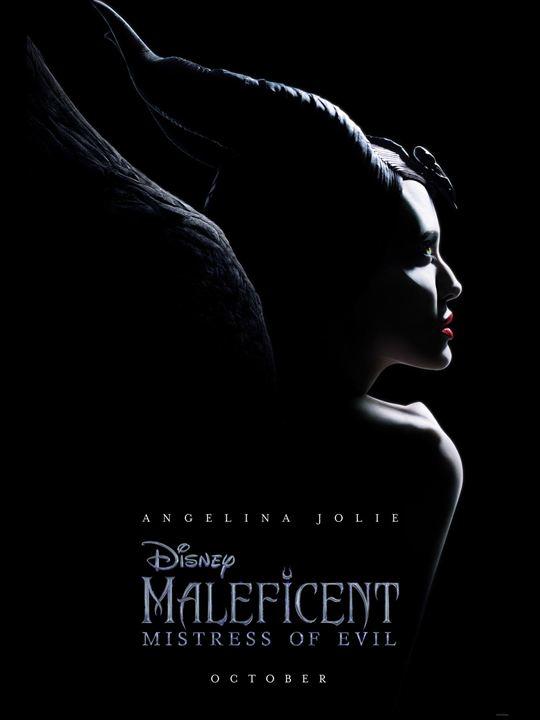 Maleficent 2: Mächte der Finsternis : Kinoposter