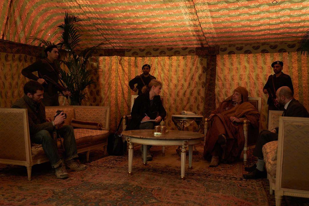 A Private War : Bild Jamie Dornan, Rosamund Pike