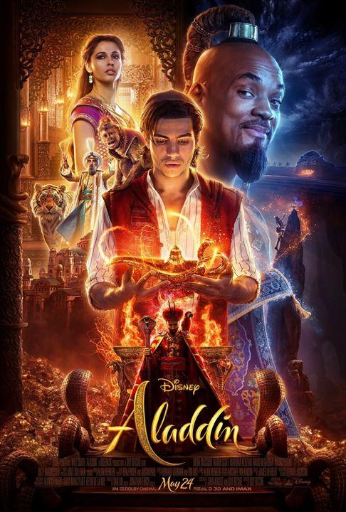 Aladdin : Kinoposter