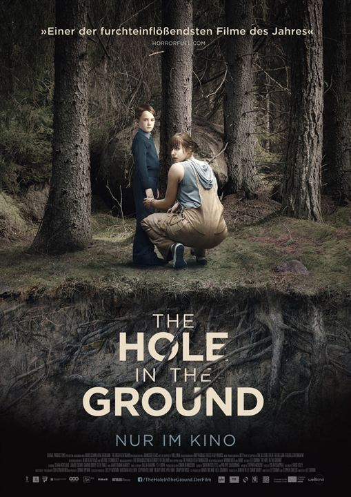 The Hole In The Ground : Kinoposter