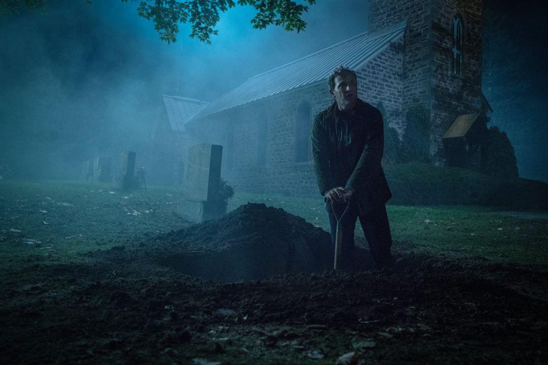 Friedhof der Kuscheltiere : Bild Jason Clarke