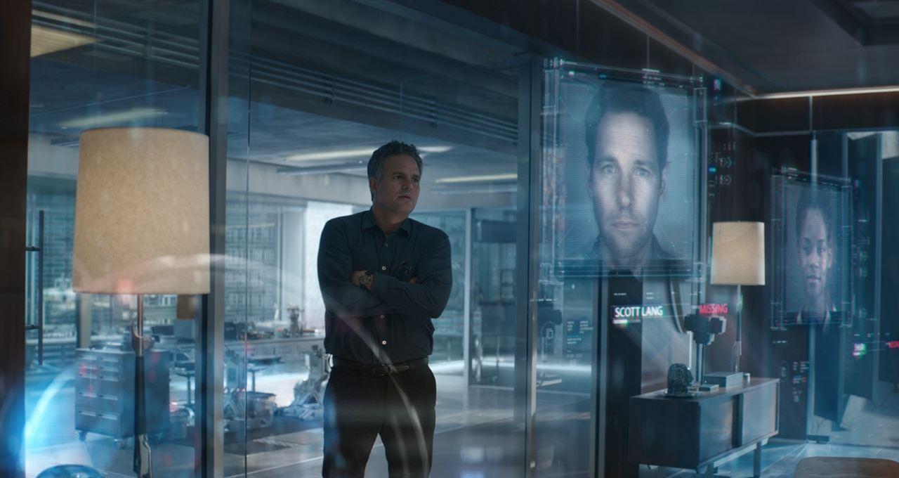Avengers 4: Endgame : Bild Mark Ruffalo