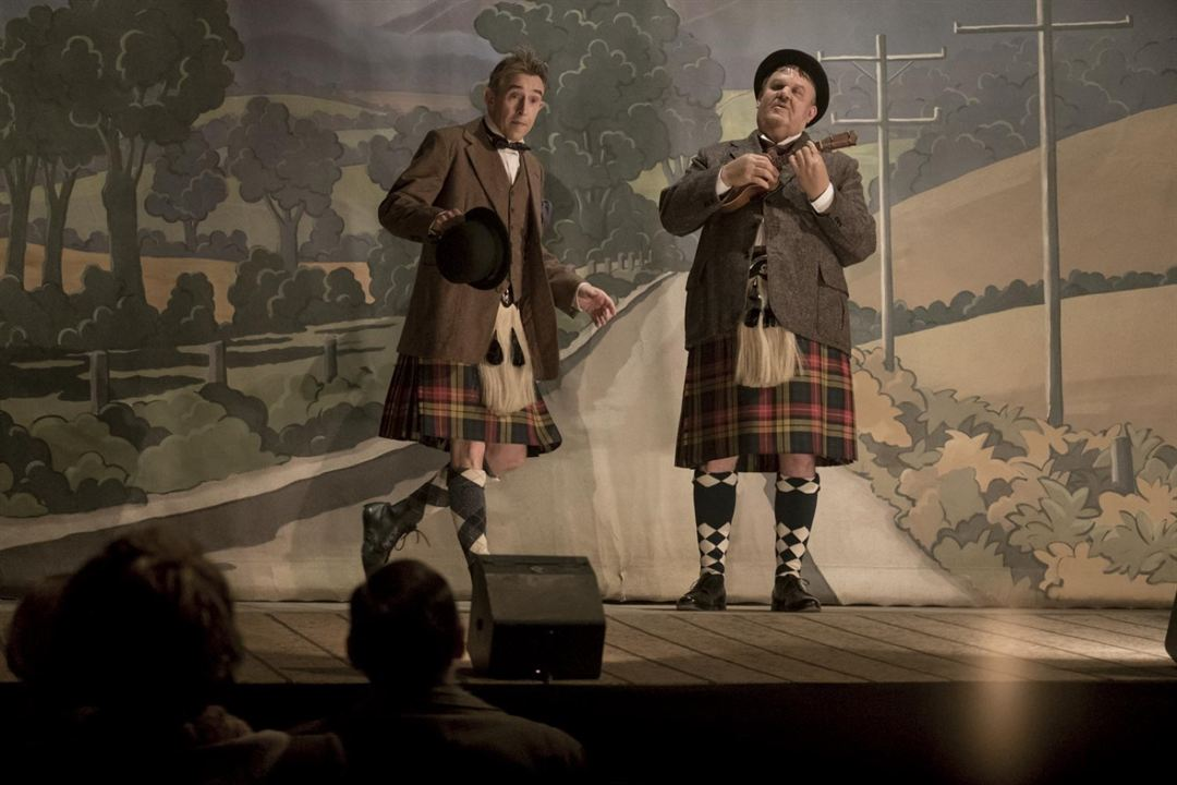 Stan & Ollie : Bild John C. Reilly, Steve Coogan