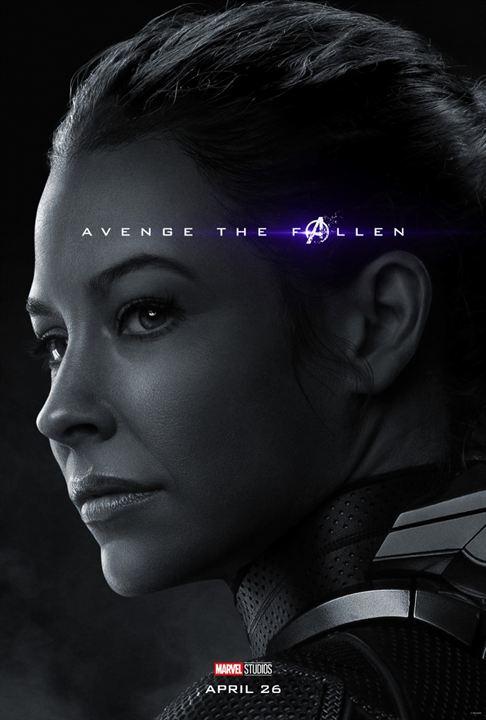 Poster Zum Avengers 4 Endgame Bild 11 Filmstarts De