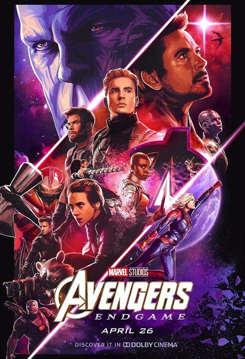 Poster Zum Avengers 4 Endgame Bild 5 Filmstarts De