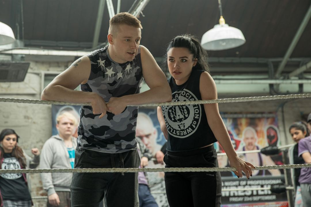 Fighting With My Family : Bild Florence Pugh, Jack Lowden