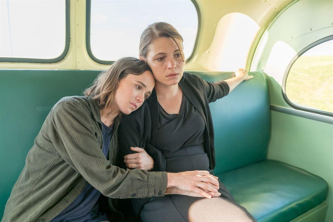 My Days Of Mercy : Bild Amy Seimetz, Ellen Page