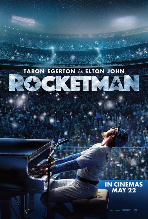 Rocketman : Kinoposter