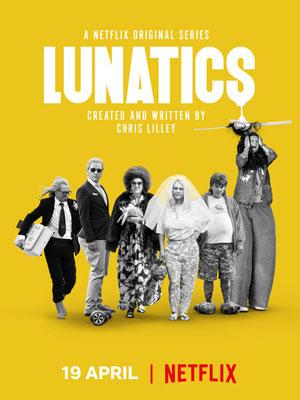 Lunatics : Kinoposter