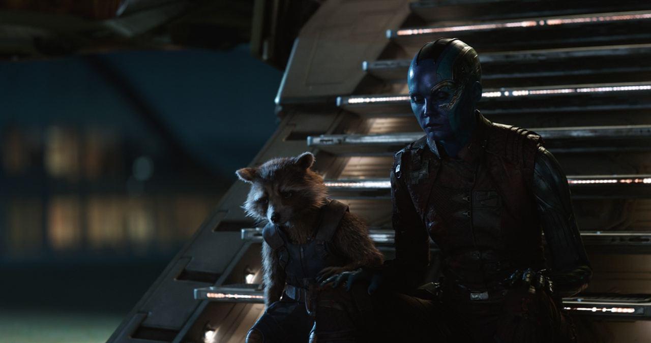 Avengers 4: Endgame : Bild Karen Gillan
