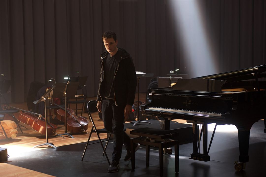 Der Klavierspieler vom Gare du Nord : Bild Jules Benchetrit