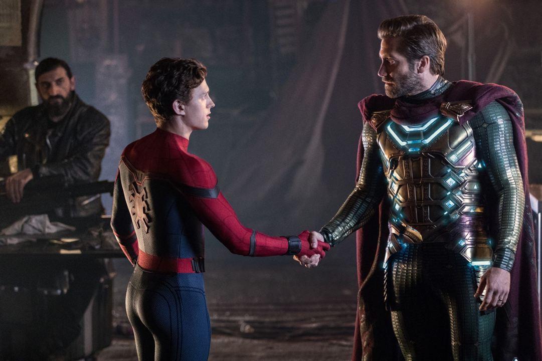 Spider-Man: Far From Home : Bild Jake Gyllenhaal, Tom Holland