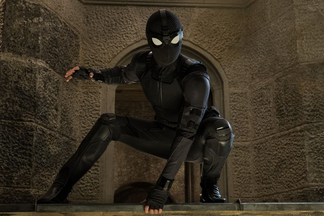 Spider-Man: Far From Home : Bild Tom Holland