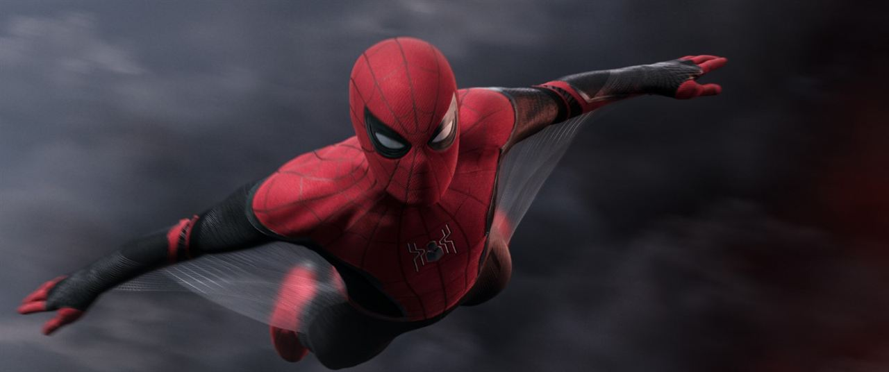 Spider-Man: Far From Home : Bild Tom Holland