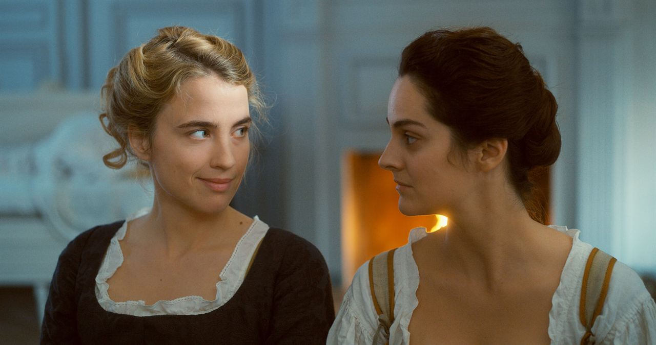 Nuancierte Darstellerinnen: Adèle Haenel (l.) und Noémie Merlant (r.)