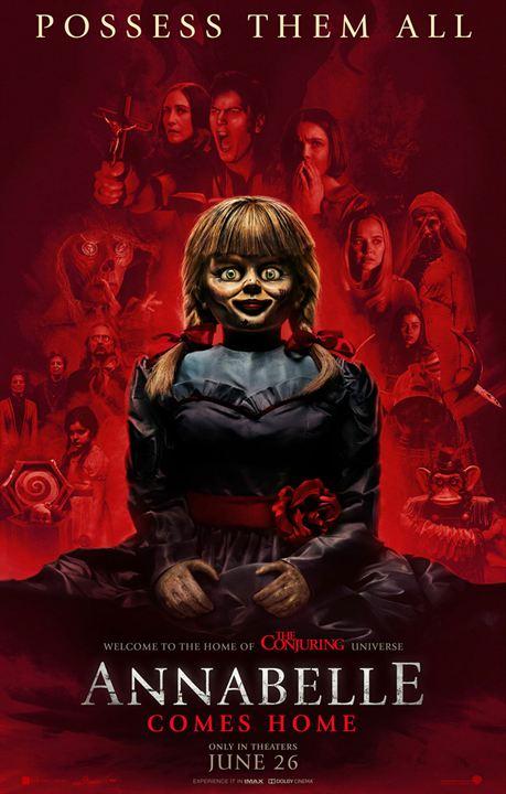 Annabelle 3 : Kinoposter