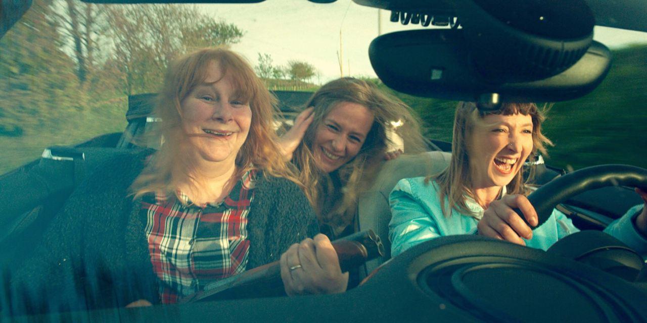 Rebellinnen - Leg dich nicht mit ihnen an! : Bild Audrey Lamy, Cécile de France, Yolande Moreau