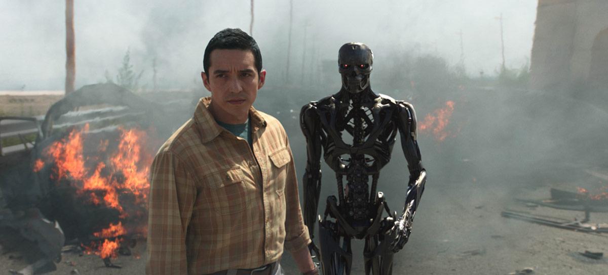 Terminator 6: Dark Fate : Bild Gabriel Luna