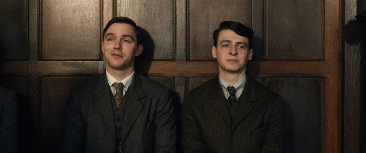Tolkien : Bild Anthony Boyle, Nicholas Hoult