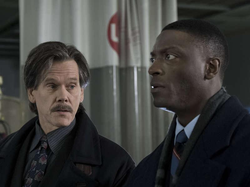 Bild Aldis Hodge, Kevin Bacon
