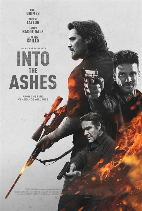 Into The Ashes : Kinoposter
