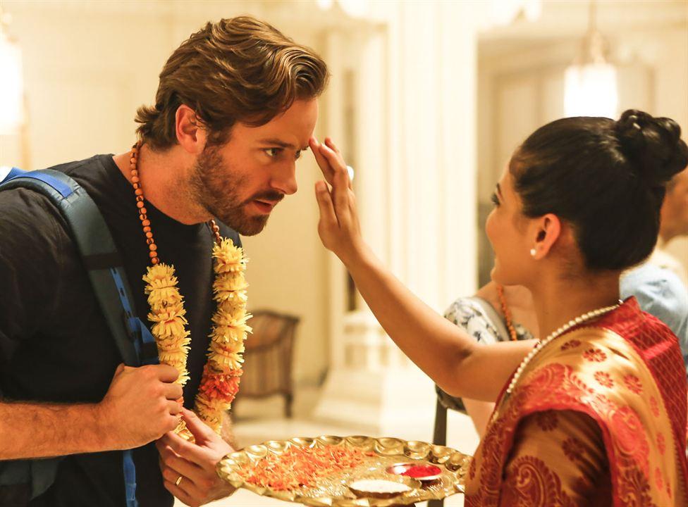Hotel Mumbai : Bild Armie Hammer