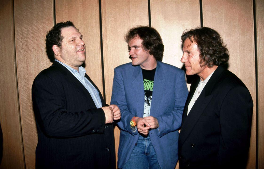 Unantastbar - Der Fall Harvey Weinstein : Bild Harvey Weinstein, Quentin Tarantino