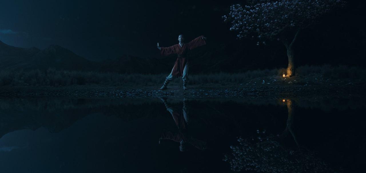 Mulan : Bild Yifei Liu