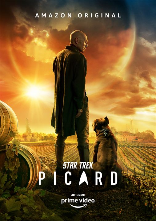 Star Trek: Picard : Kinoposter