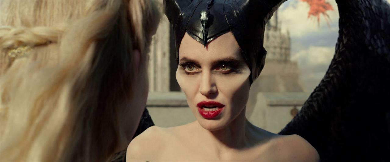 Maleficent 2: Mächte der Finsternis : Bild Angelina Jolie