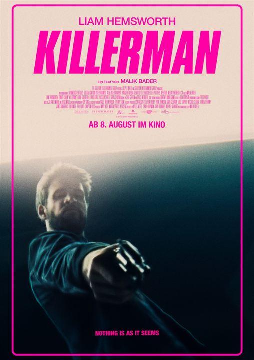 Killerman : Kinoposter