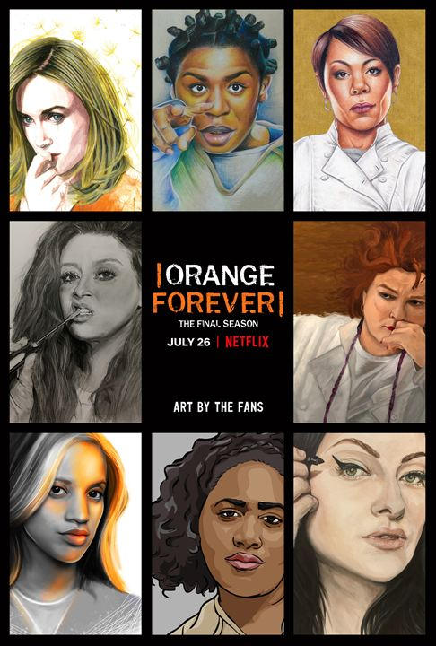 Orange Is The New Black : Kinoposter